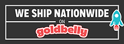 We ship nationally on Goldbelly