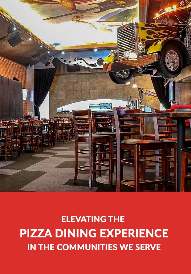 Pizza Rock - Elevating the Dining Experience